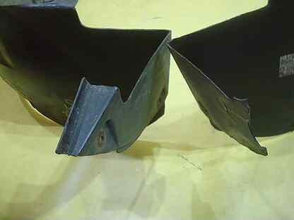 Левый Подкрылок Передний Chevrolet Captiva Каптива