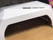 Продам гибридную лампу 36W (UF+LED)