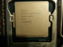 Процессор Intel core i5 4670