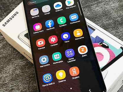 6/128 Samsung A51 / Офиц. гарантия