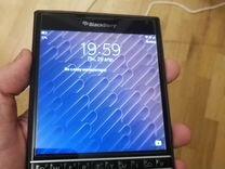 BlackBerry Passport LTE 4G черный