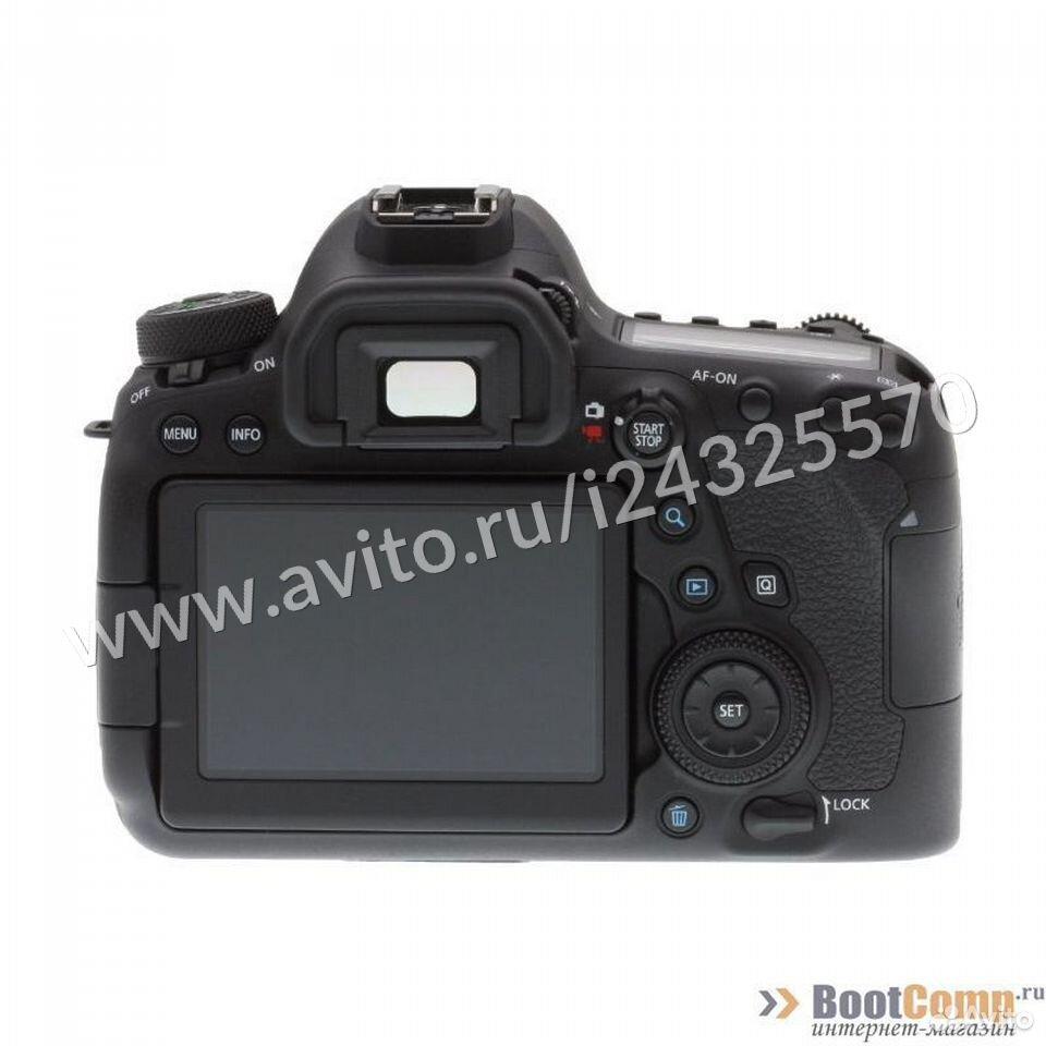 Фотоаппарат Canon EOS 6D mark II body  84012410120 купить 2