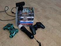 Sony PS3. 500гб