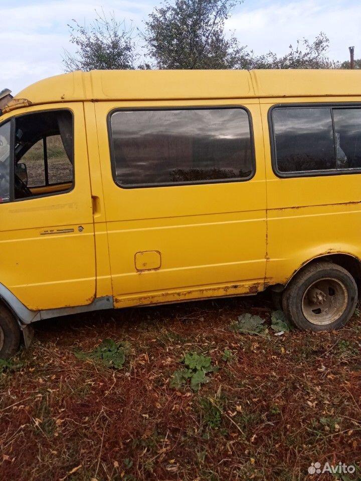 ГАЗ ГАЗель 3221, 2004  89606776522 купить 1