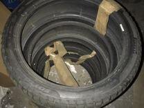 Продам зимние шины R19 разноширокие 225/40 ; 255/3