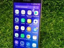 Смартфон SAMSUNG Galaxy A7 (2016) SM0-A7100(лб80А)