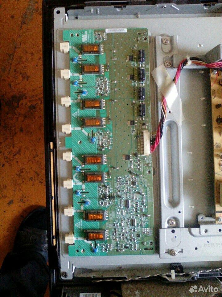 Телевизор sharp LC-26SH7RU битый экран