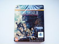 Final fantasy Xii 12 zodiac age steelbook новый