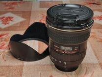 Tokina AT-X PRO SD 12-24 f4 (IF) DX II для Nikon