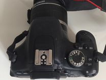 Фотоаппарат зеркальный Canon EOS 600D
