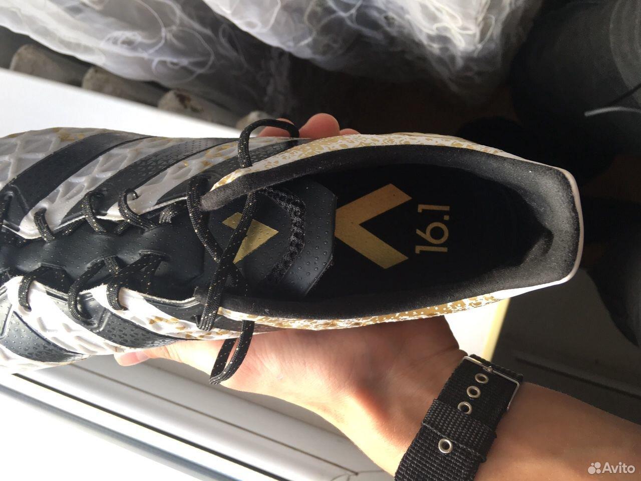 Оригинальные футбольные бутсы adidas Ace 16.1