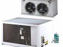 Холодильная камера среднетемпературная +5 - -5 С
