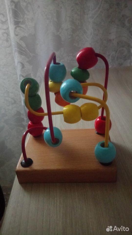 Игрушка из дерева Mapacha, Лабиринт Логика  89213578617 купить 1