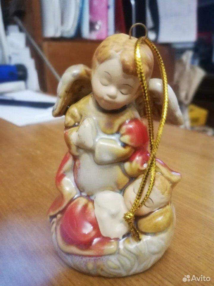 Колокольчик Ангел  89116015951 купить 4