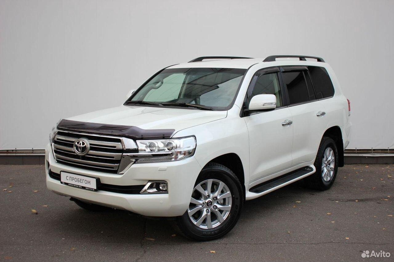 Toyota Land Cruiser, 2019  84822396411 купить 1