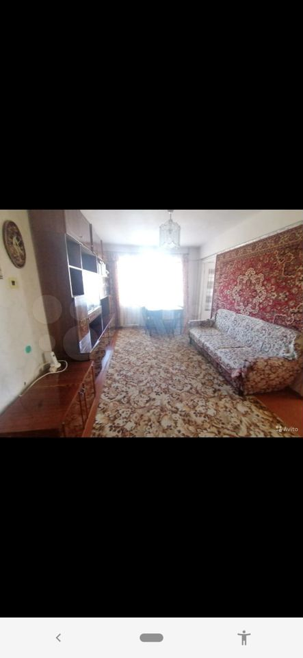 3-к квартира, 50 м², 3/5 эт.  89116669596 купить 2