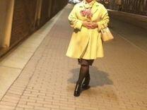 Пальто демисезонное Anna Berdi — Одежда, обувь, аксессуары в Санкт-Петербурге