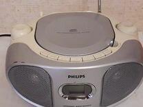 Радио приемник Phillips — Аудио и видео в Челябинске