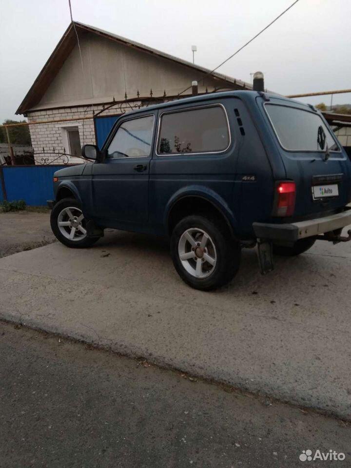 LADA 4x4 (Нива), 2002  89524272900 купить 2