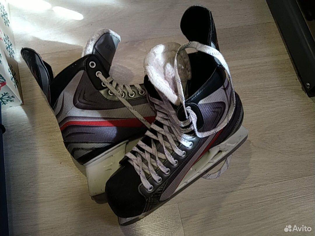 Хоккейные коньки Bauer 10R 89085535342 купить 1