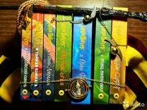 Новые Книги Гарри Поттер Росмэн с бесплат доставк
