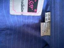 Рубашка 43-44, 176-182 хлопок 80'