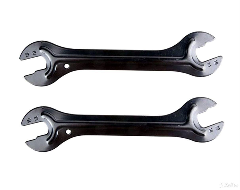 Ключи конусные YC-152 (13/14/15/16мм) - набор 2шт