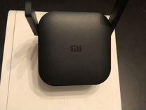 Роутер Xiaomi Mi + усилитель