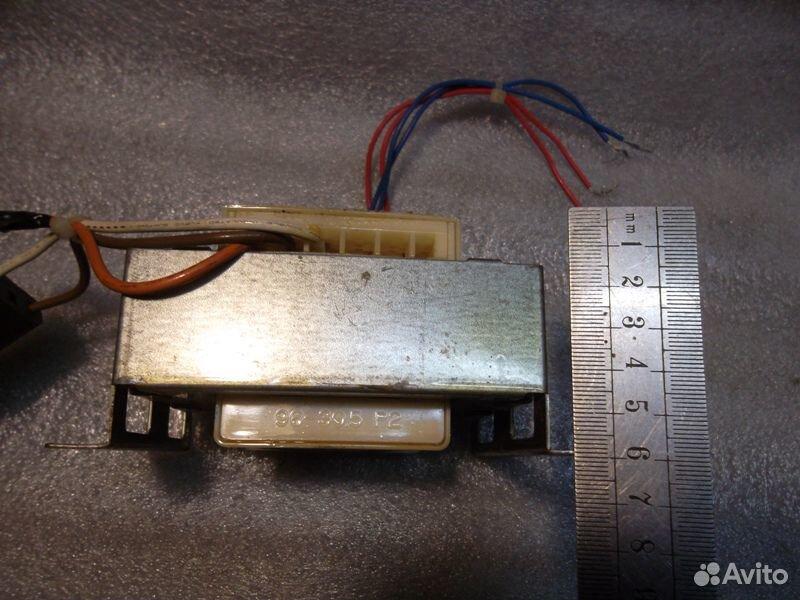 Трансформатор 14,5+14,5В (29В) и 13,5В  89138201193 купить 7