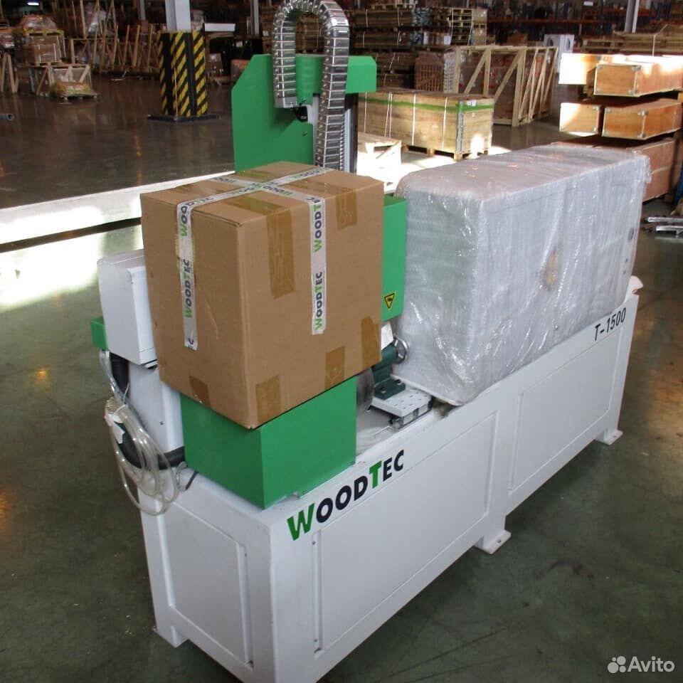 Токарно фрезерный станок с чпу WoodTec T1500