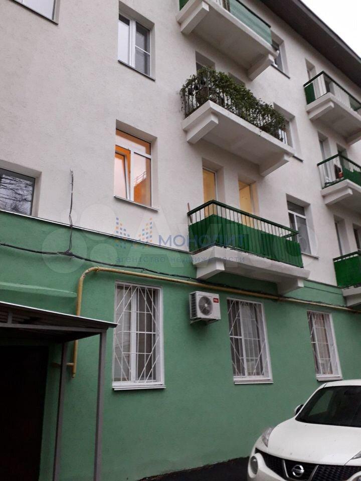 2-к квартира, 43.6 м², 2/4 эт.  89100075966 купить 2