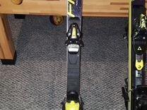 Горные лыжи GS 175 спортцех б/у