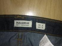 Pull&bear джинсы новые