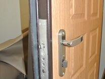 Дверь входная (металл) torex
