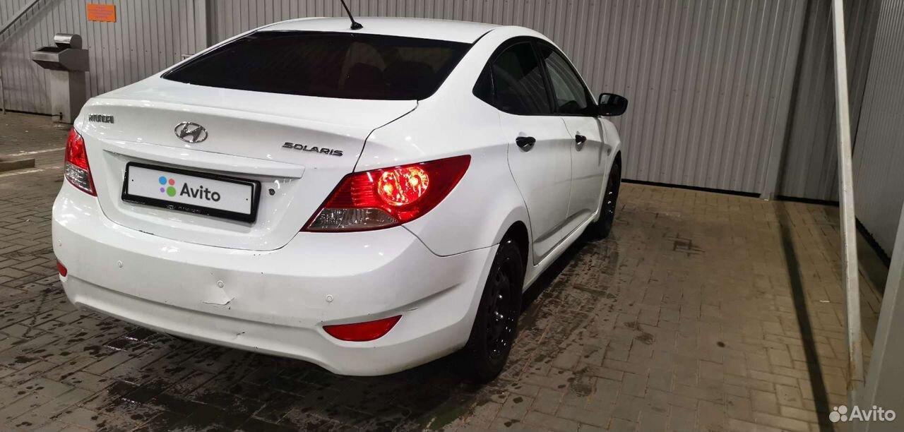 Hyundai Solaris, 2012  89584716924 купить 4