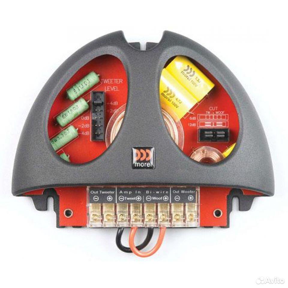 Кроссовер Morel Accuset-MX22.2E новый 1 шт  89881420741 купить 1