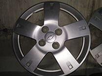 Колпаки оригинальные R14 Chevrolet — Запчасти и аксессуары в Брянске