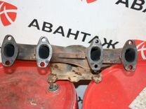 Выпускной коллектор Skoda Octavia A4, VW Golf 4 — Запчасти и аксессуары в Казани