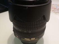 Nikkor AF-S 18-105 1:3.5-5.6G ED DX VR