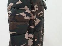 Куртка женская monte cervino размер М камуфляж — Одежда, обувь, аксессуары в Москве
