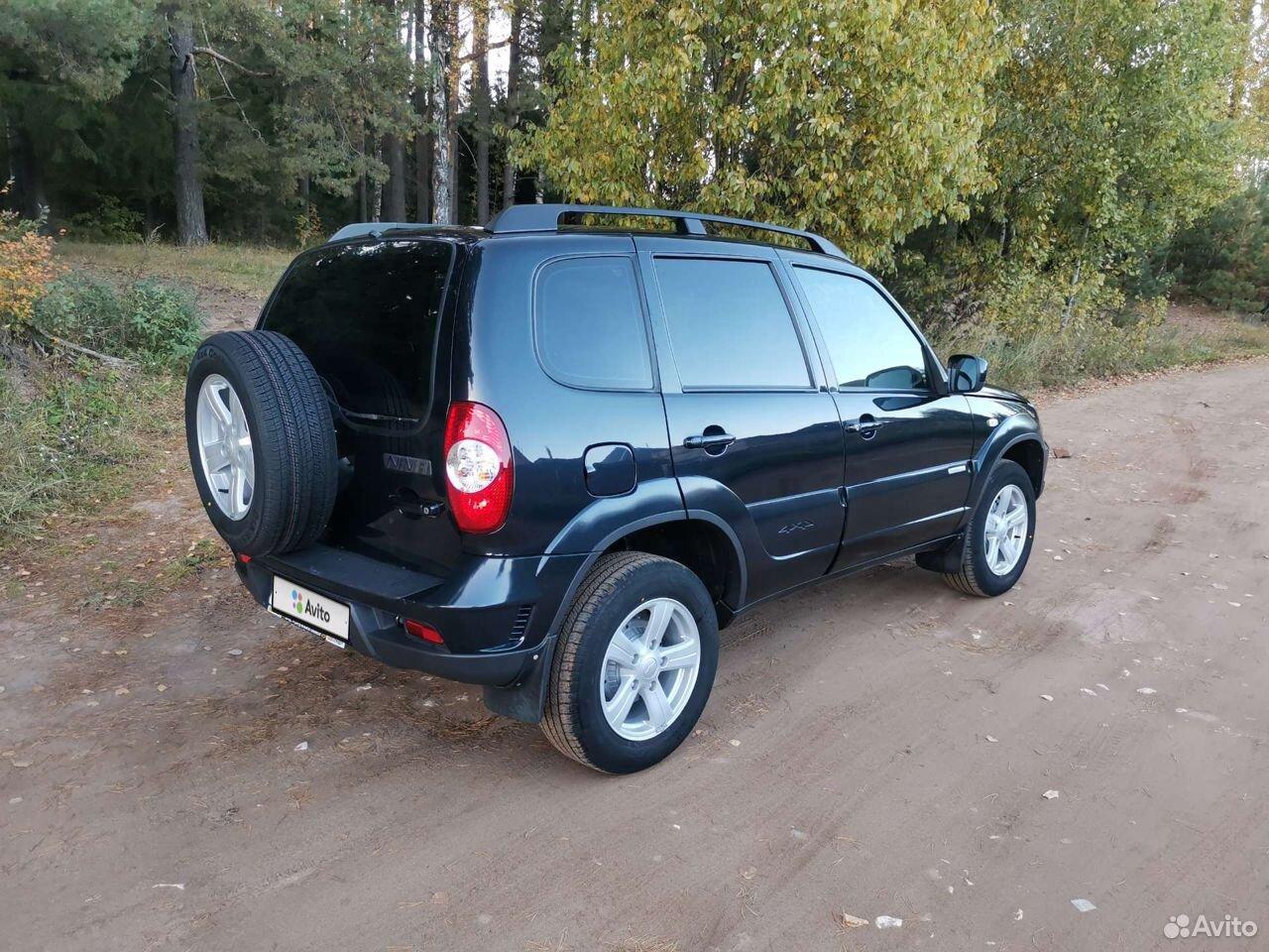 Chevrolet Niva, 2014  89090551288 купить 4