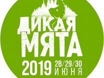 Билет на 2 дня на Дикую Мяту