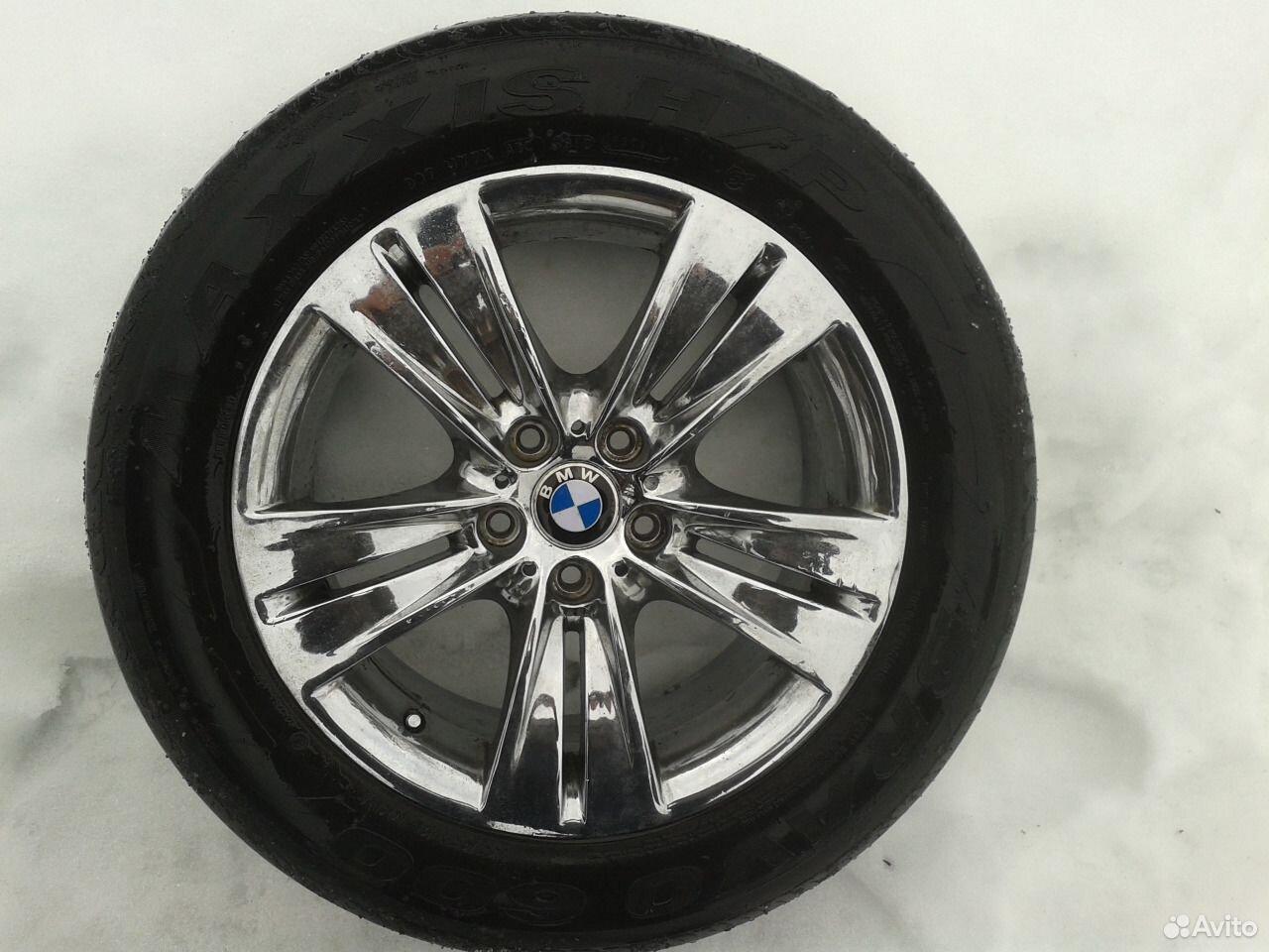 Колеса на BMW X5  89116802933 купить 1