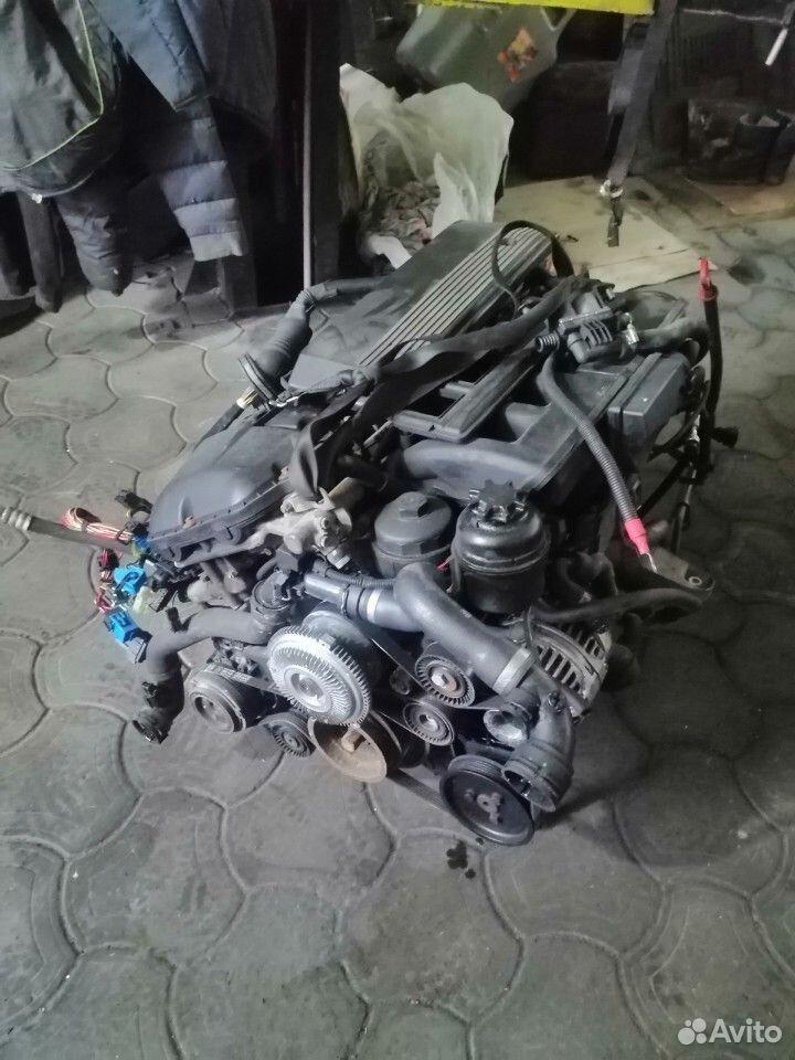 Двигатель Бмв М54В30  89092098777 купить 1