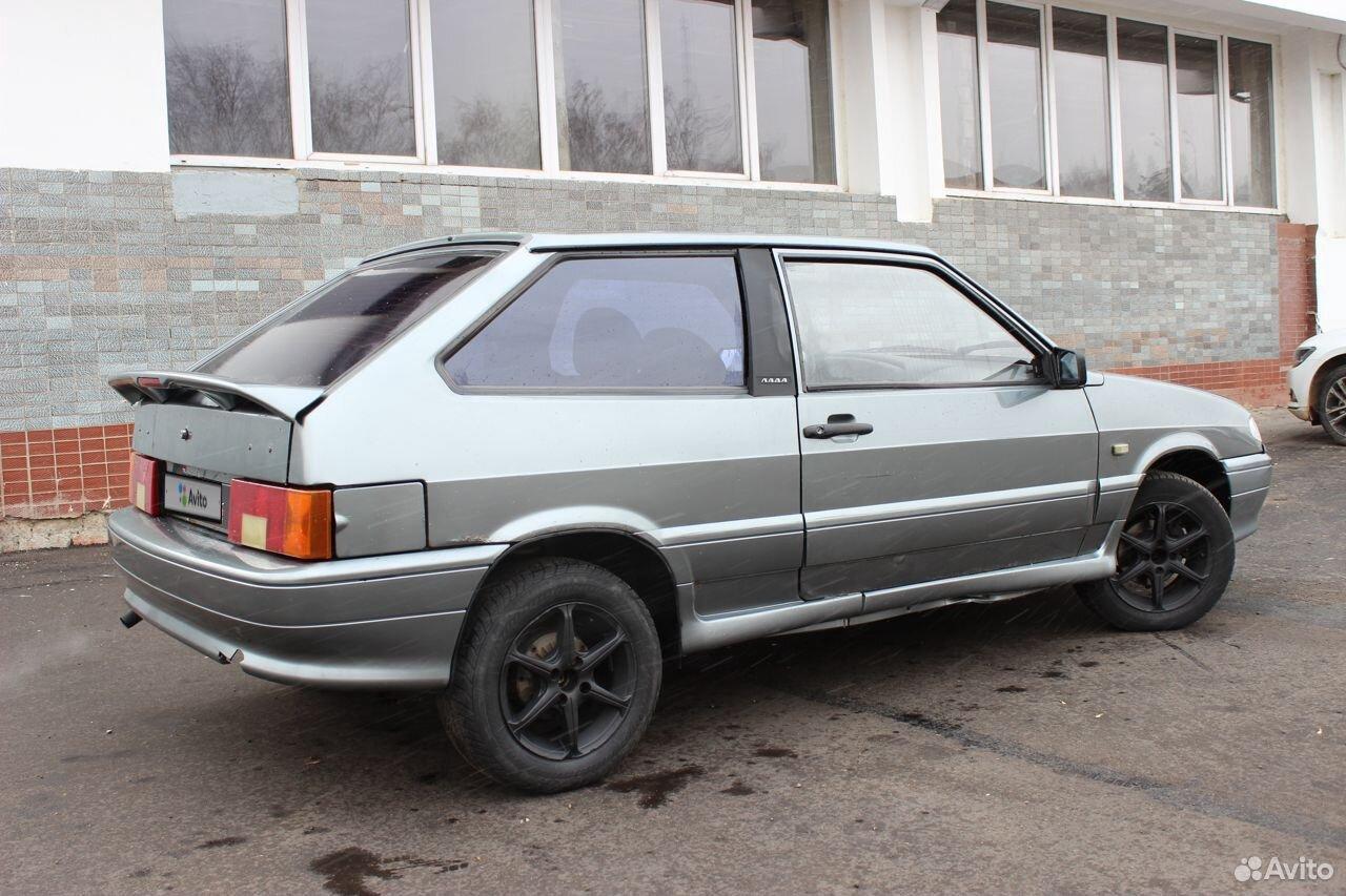 ВАЗ 2113 Samara, 2008  89508357535 купить 6