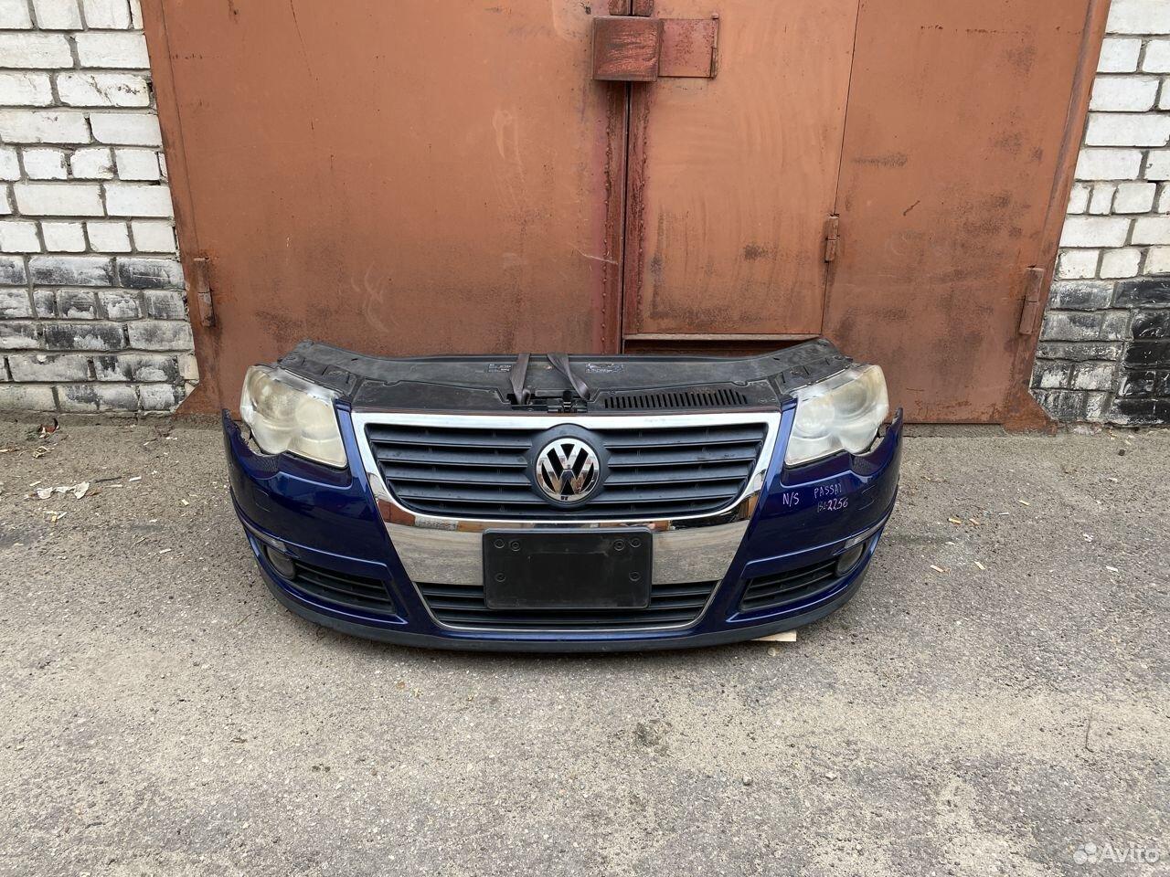 Ноускат Volkswagen Passat B6 №2  89534684247 купить 1