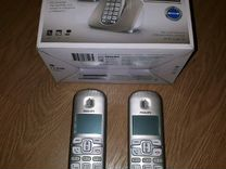 Dect телефон Philips XL390 Duo