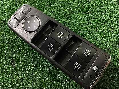 Блок стеклоподъемников Mercedes-Benz C-Class W204