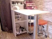 Маникюрный стол складной