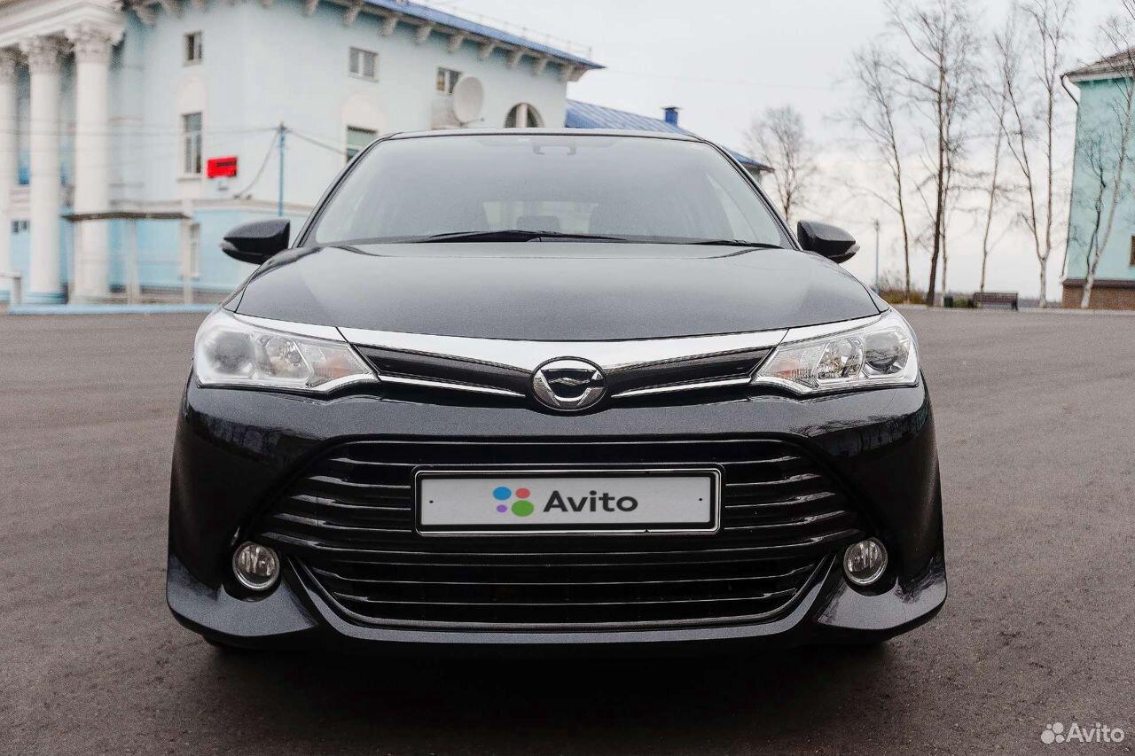 Toyota Corolla Fielder, 2015  89842800704 купить 7
